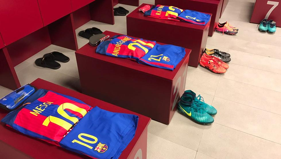 This is how the Barça locker room got all the power